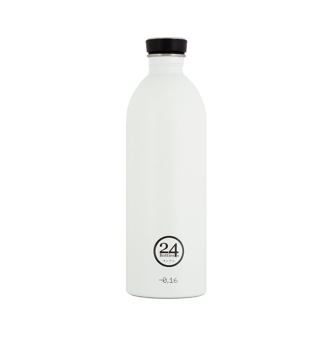 24Bottles Urban Bottle 1Lt White