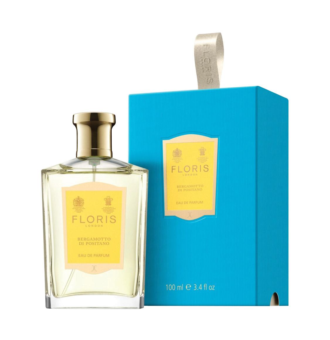 Floris London Bergamotto di Positano Eau de Parfum 100ml