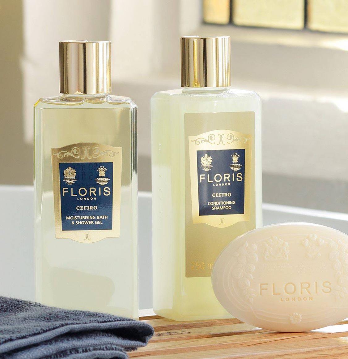Floris London Cefiro Conditioning Shampoo 250ml
