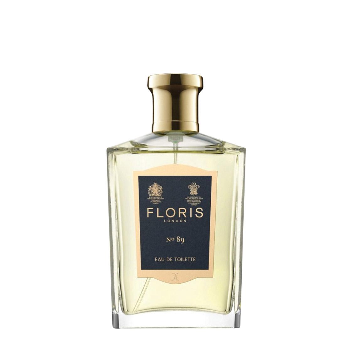 Floris London No. 89 Eau De Toilette 100ml