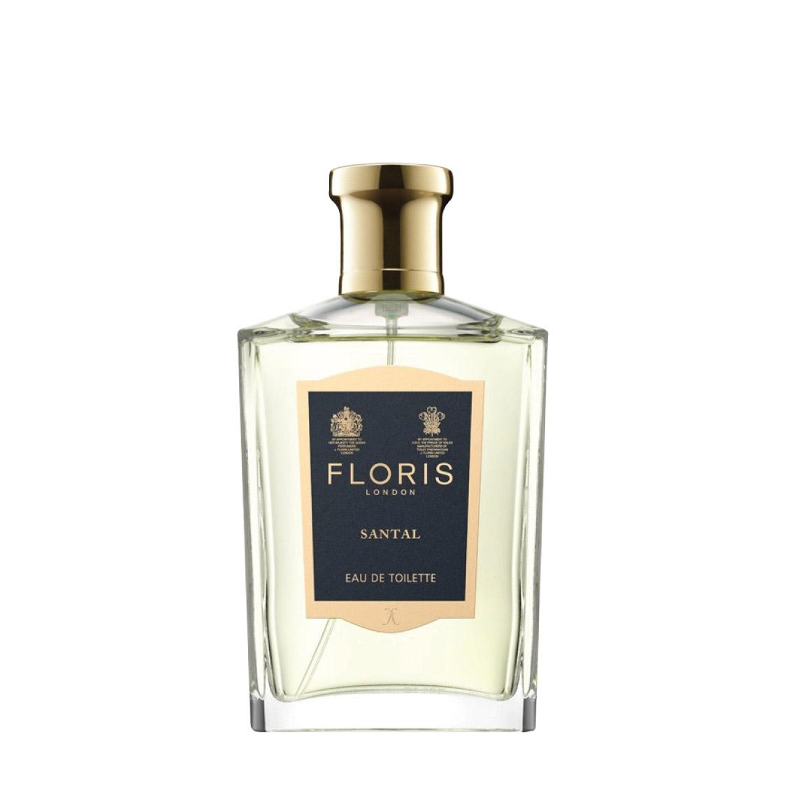 Floris London Santal Eau De Toilette 100ml