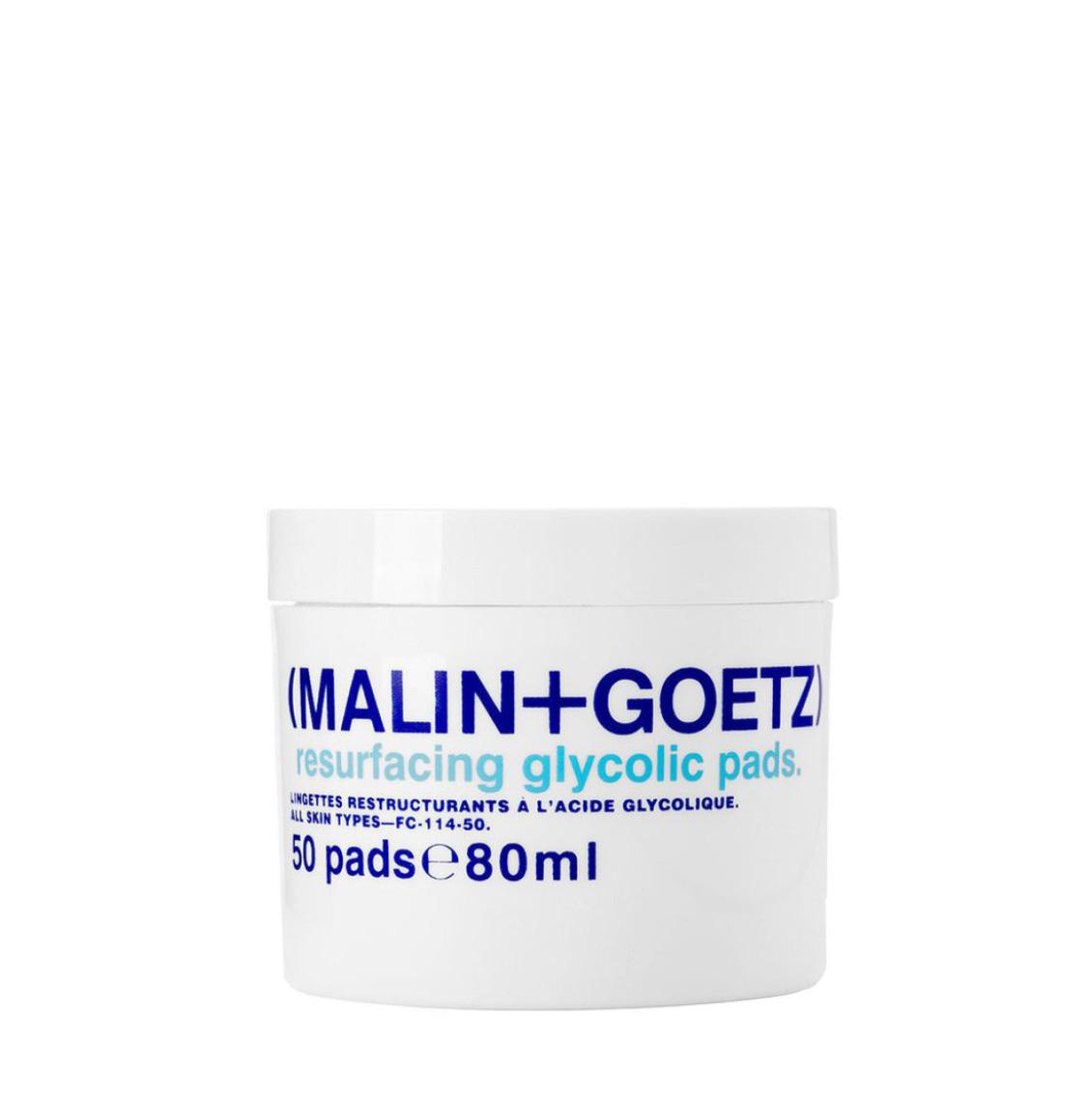Malin and Goetz Resurfacing Glycolic Acid Pads