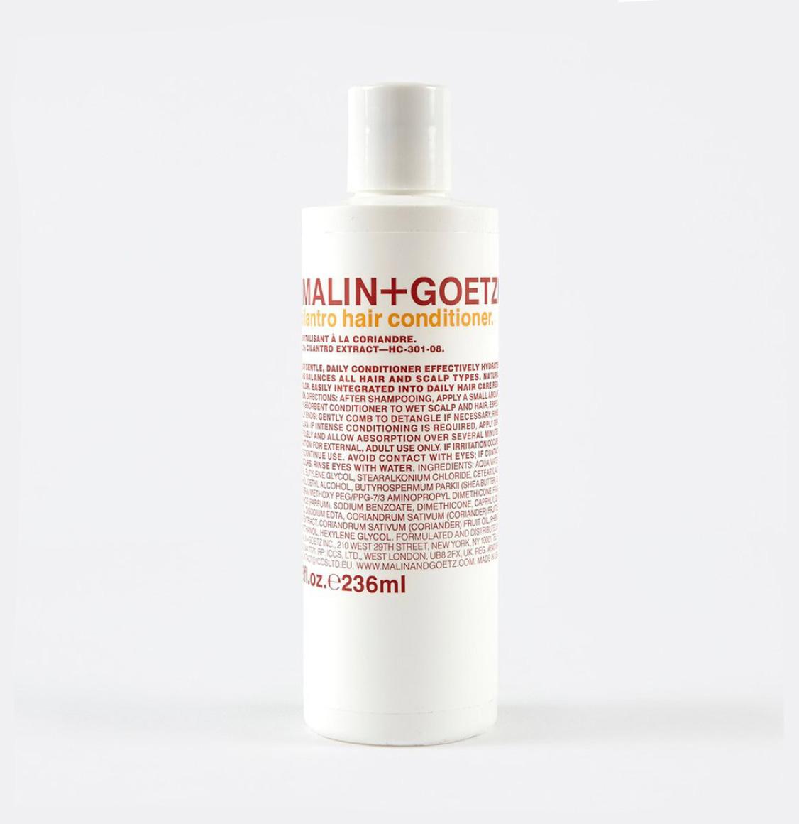 Malin and Goetz Cilantro Hair Conditioner 236ml
