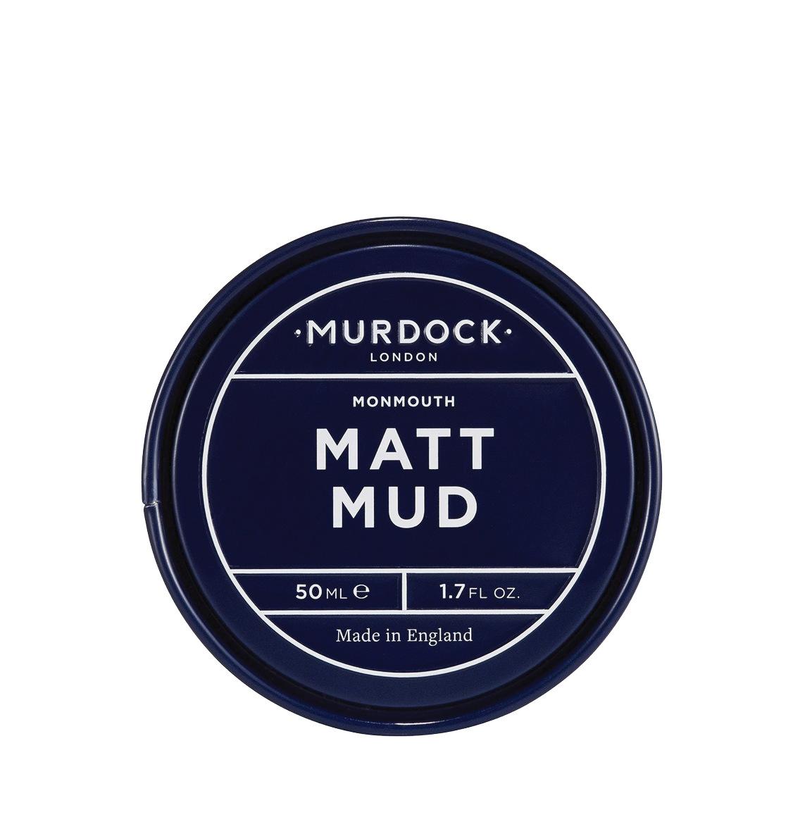 Murdock London Hair Clay Matt Mud 50ml