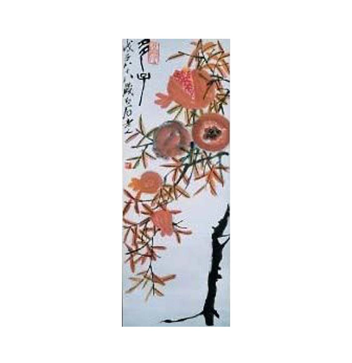 Ricordi Παζλ Chinese Art Melograni 1000 Κομμάτια RICO5802N31001