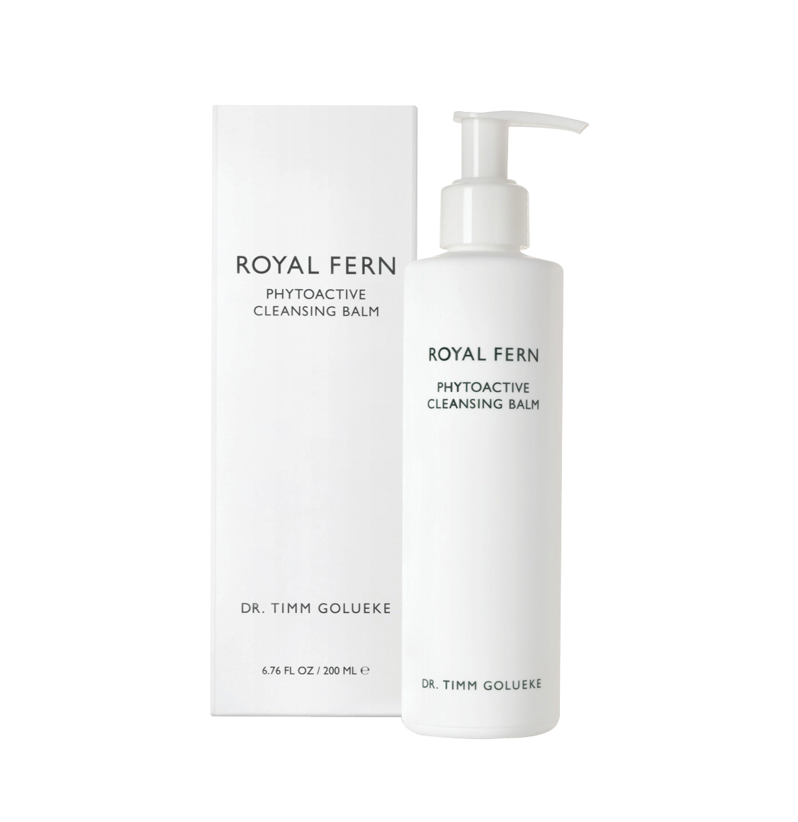 Royal Fern Phytoactive Cleansing Balm 200ml