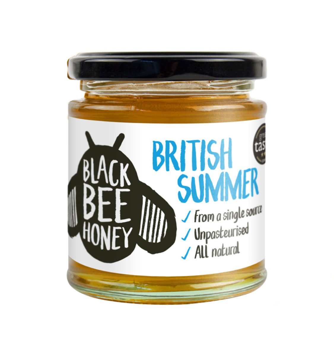 Black Bee Summer Honey 250g