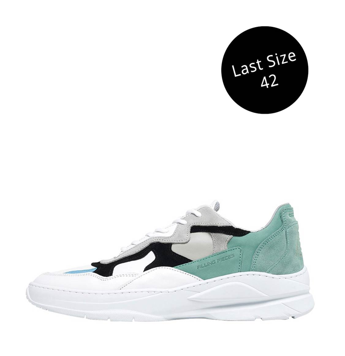 Filling Pieces Low Fade Cosmo Infinity Mint Last Size 42