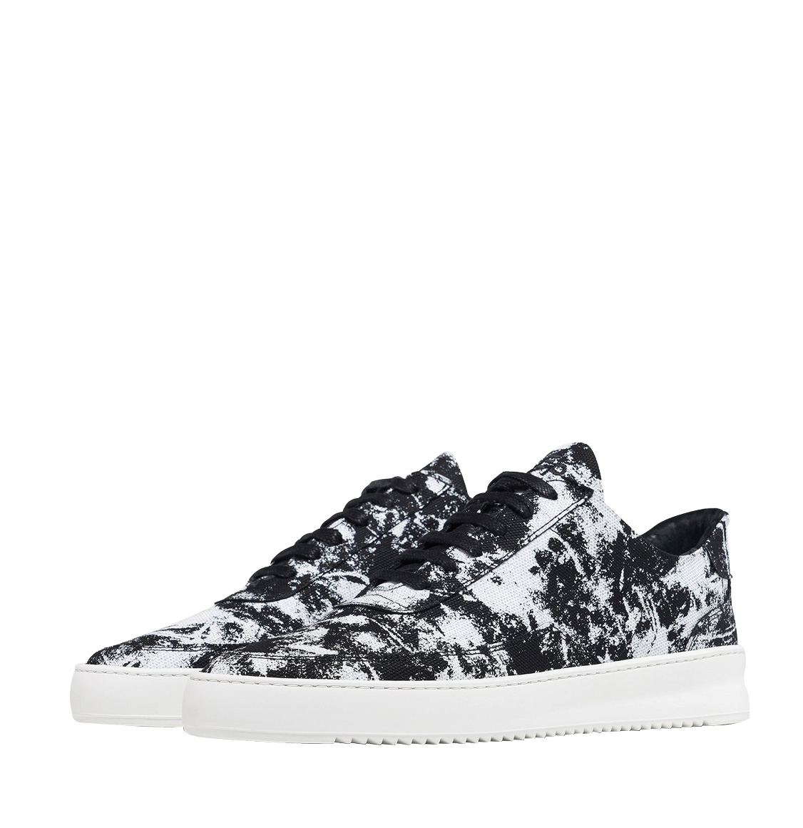 Filling Pieces Low Mondo Ripple Stroke Black