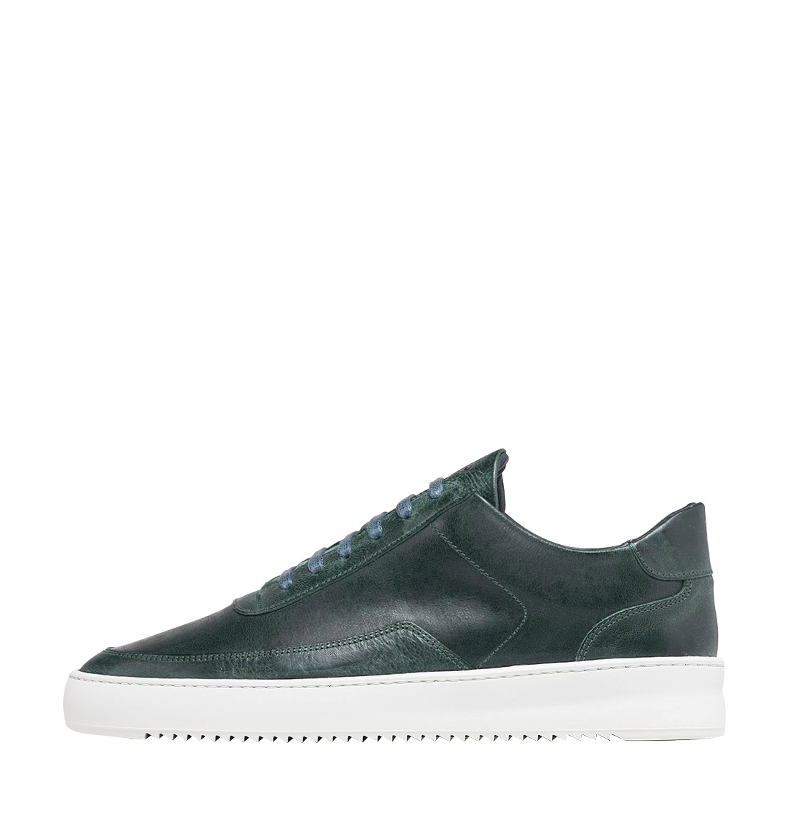 Filling Pieces Low Mondo Ripple Wash Green