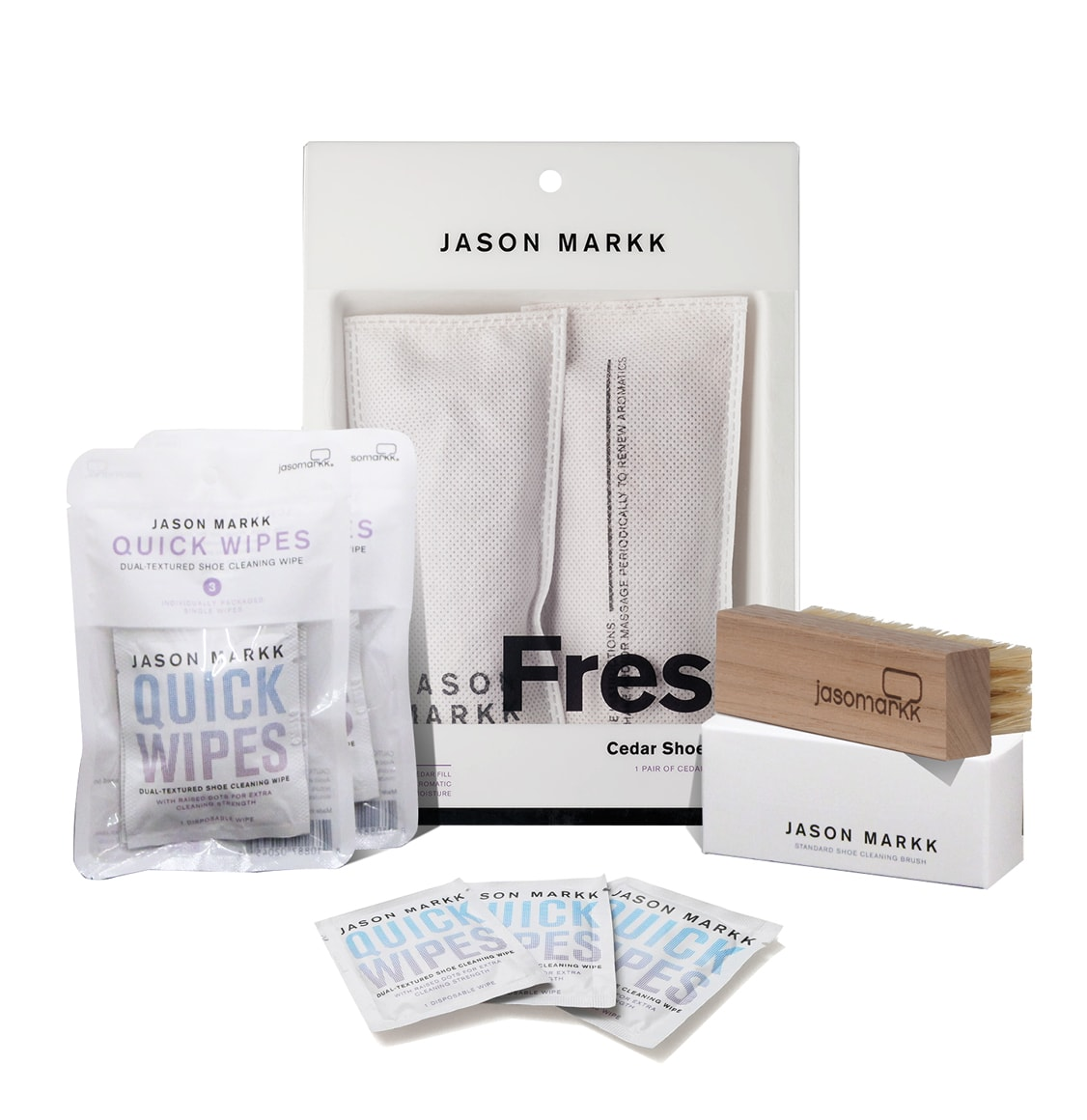 Jason Markk Daily Shoe Care Kit