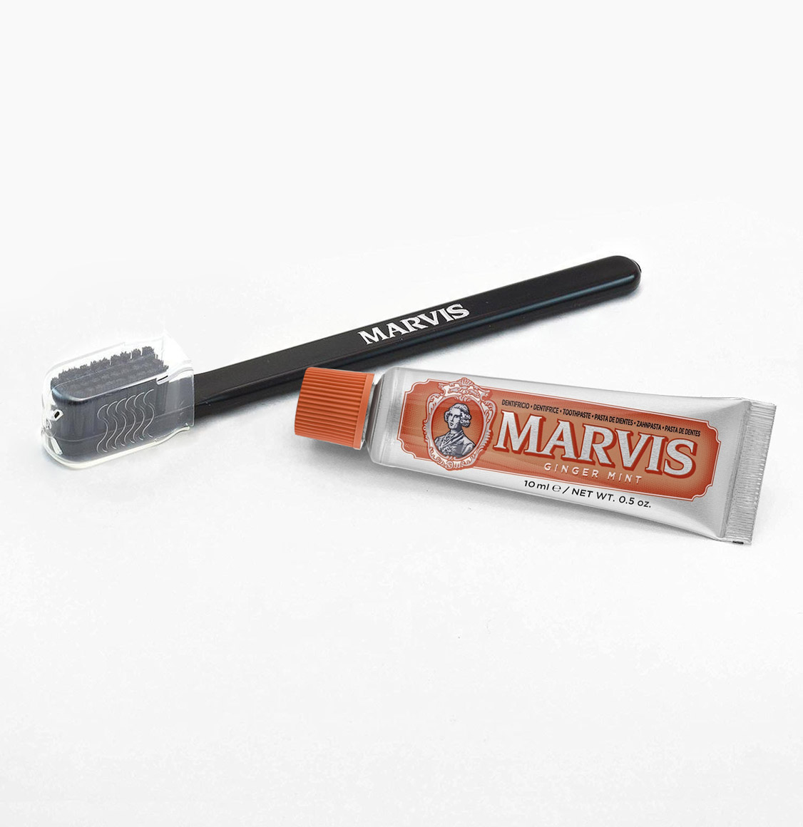 Marvis Ginger Mint Toothpaste 10ml