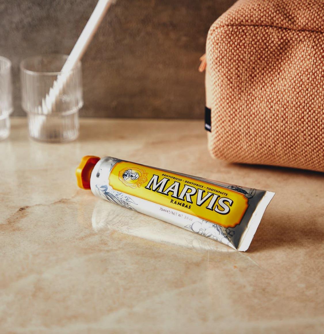 Marvis Rambas Limited Edition Toothpaste 75ml