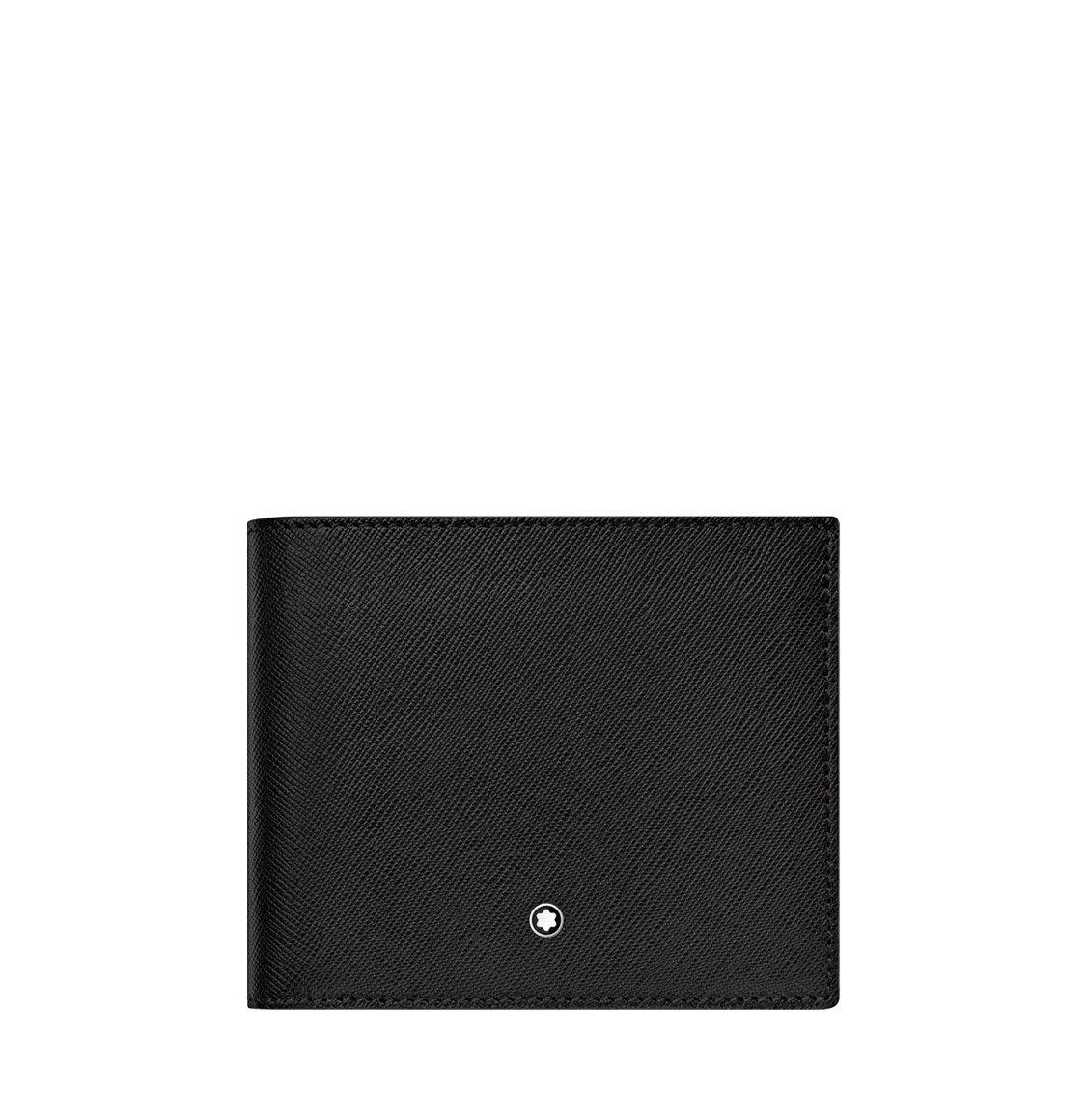 Montblanc Sartorial Wallet 8cc Black