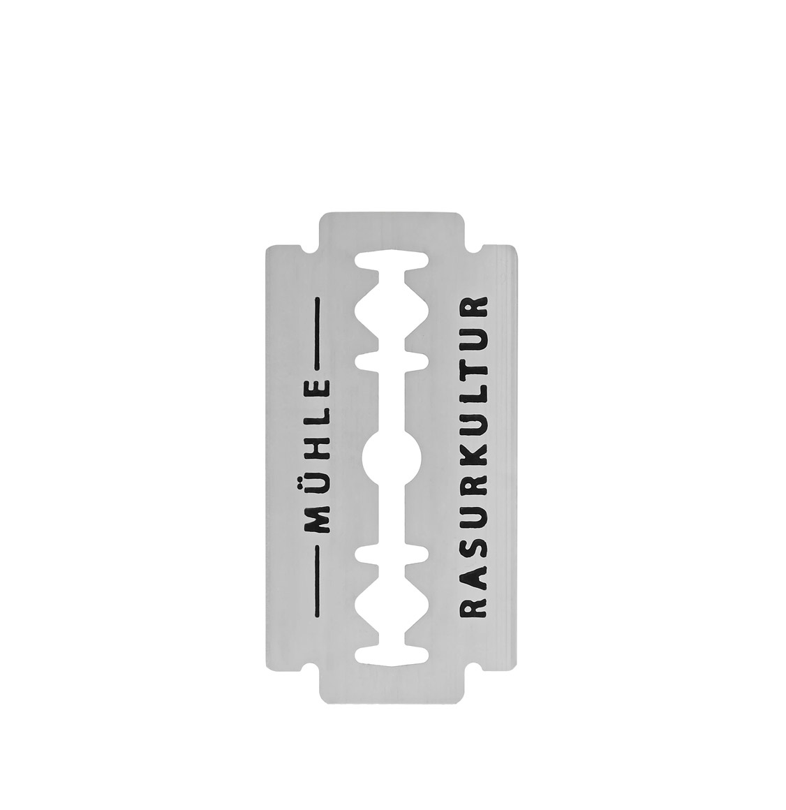 Muhle 10 Stainless Steel Safety Razor Blades