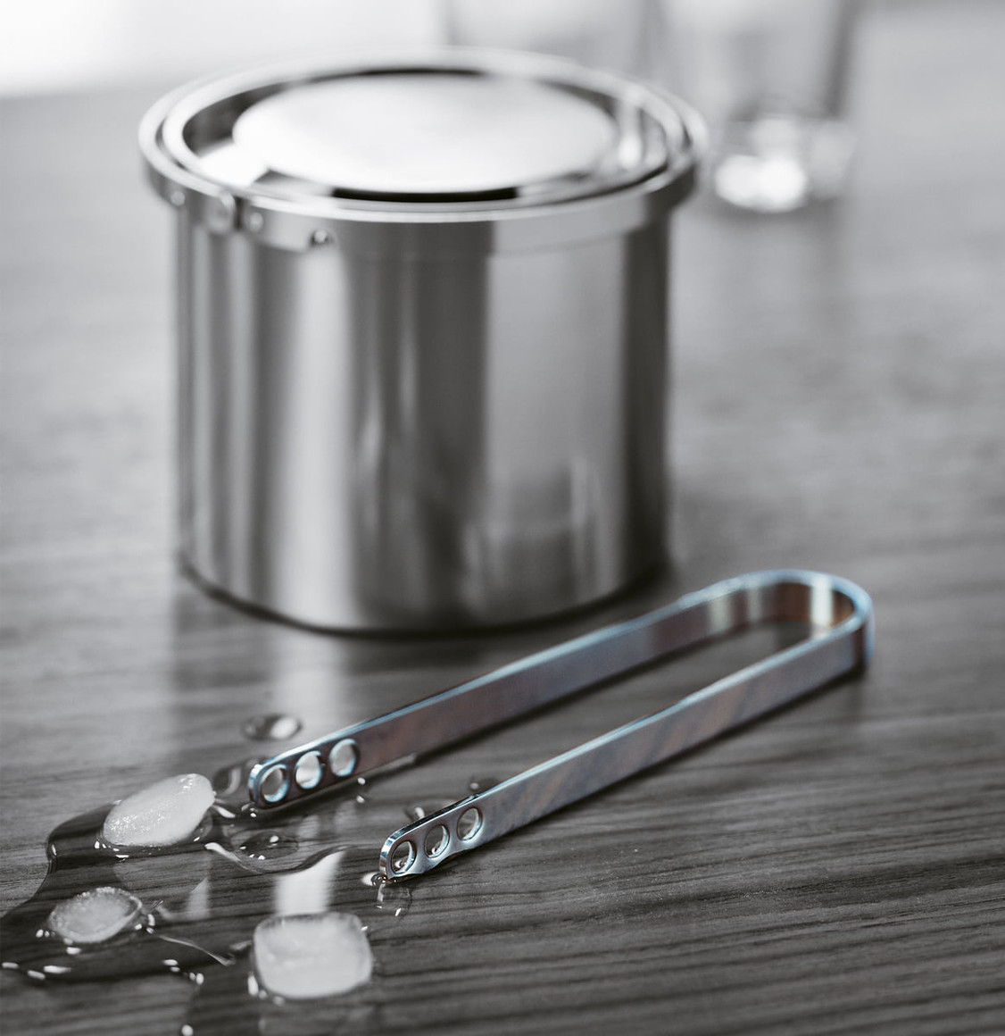 Stelton Stainless Steel Ice Bucket