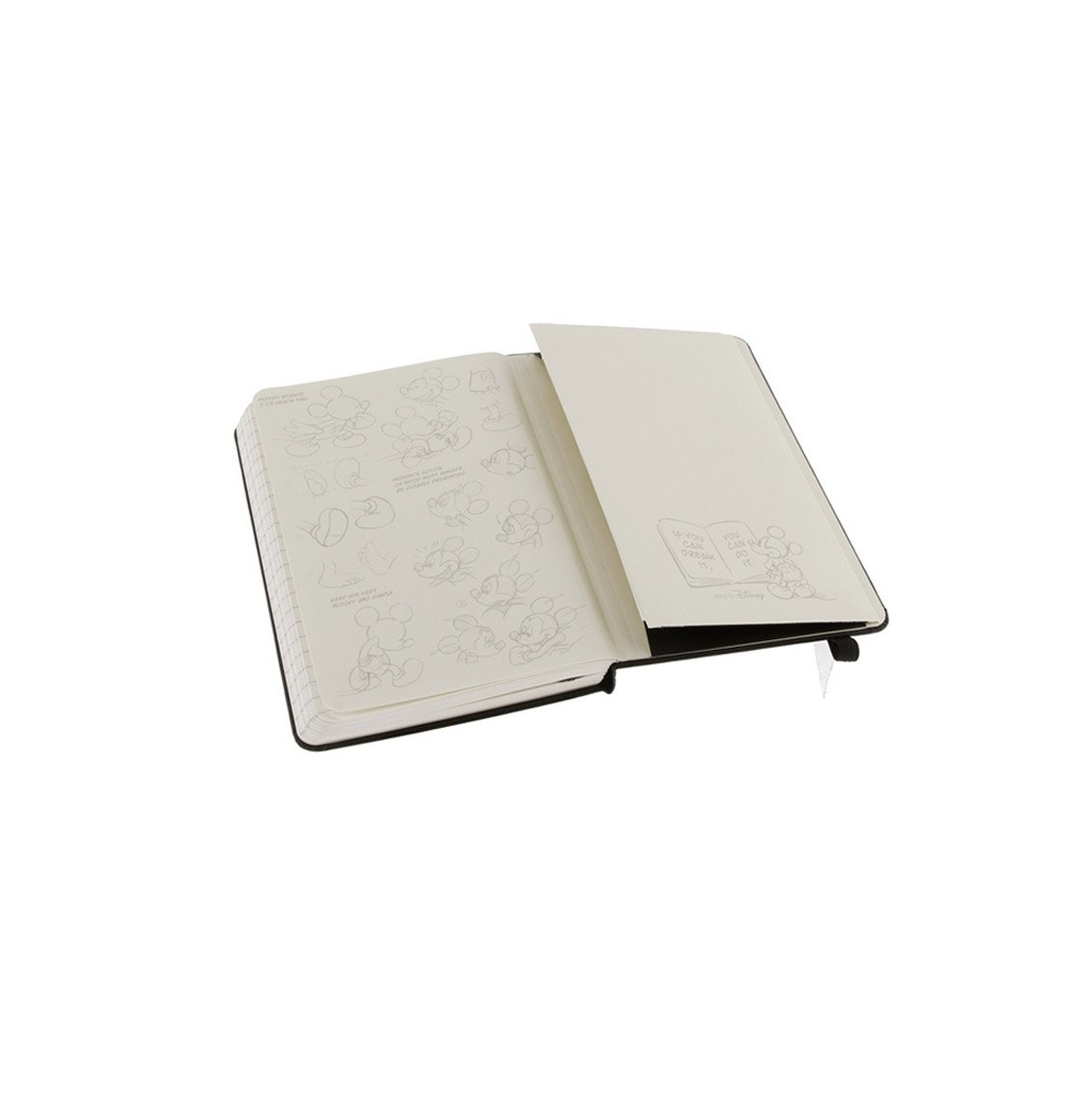 Moleskine Mickey Mouse Limited Edition Pocket Ruled Notebook