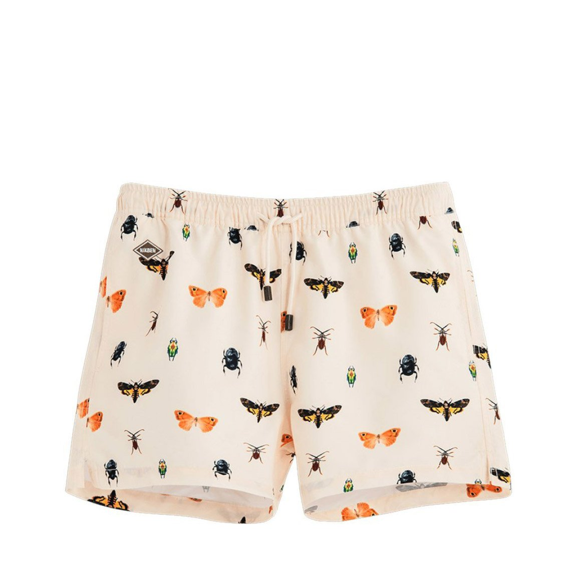 Nikben Bugsy Swim Shorts Beige