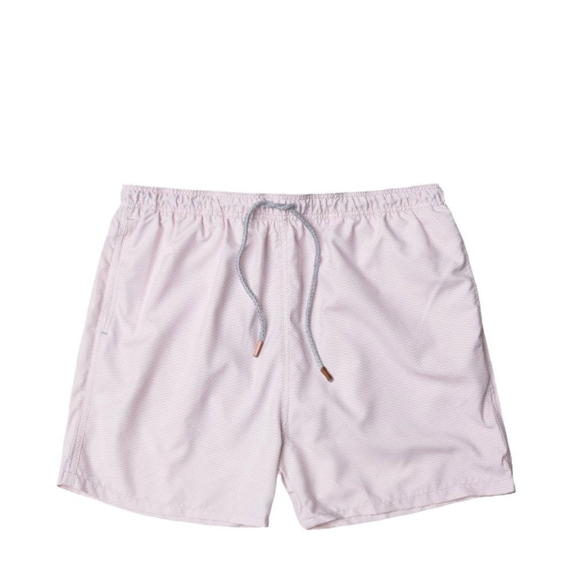 Retromarine Mini Waves Pink Swim Shorts