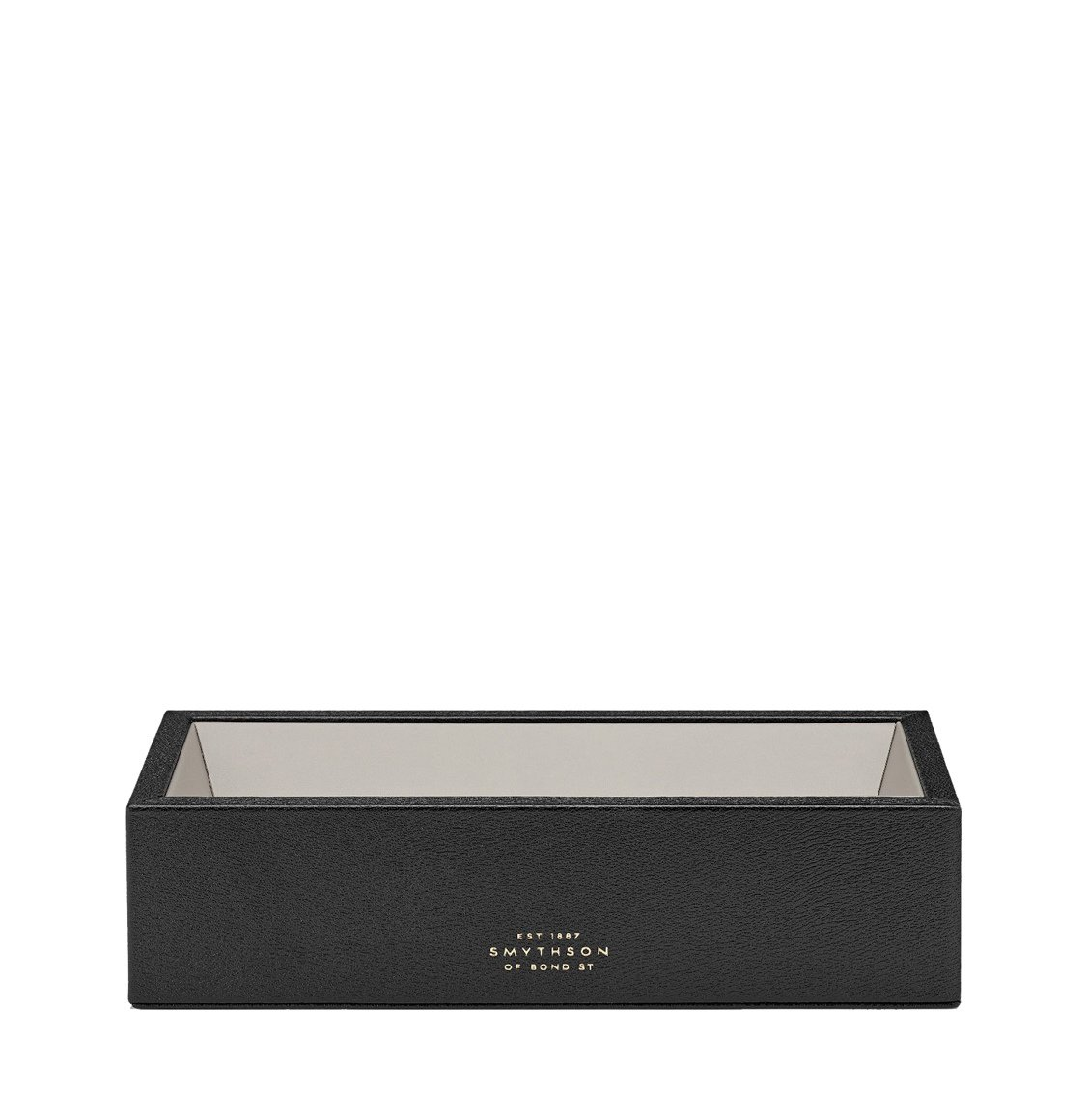 Smythson Grosvenor Fountain Pen Tray