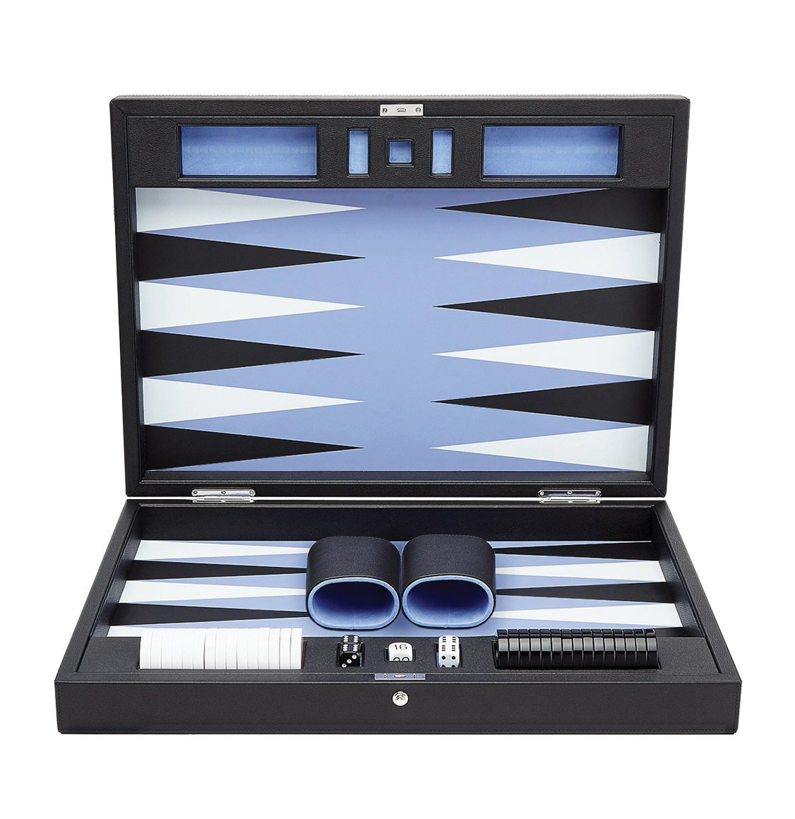 Smythson Large Backgammon Set