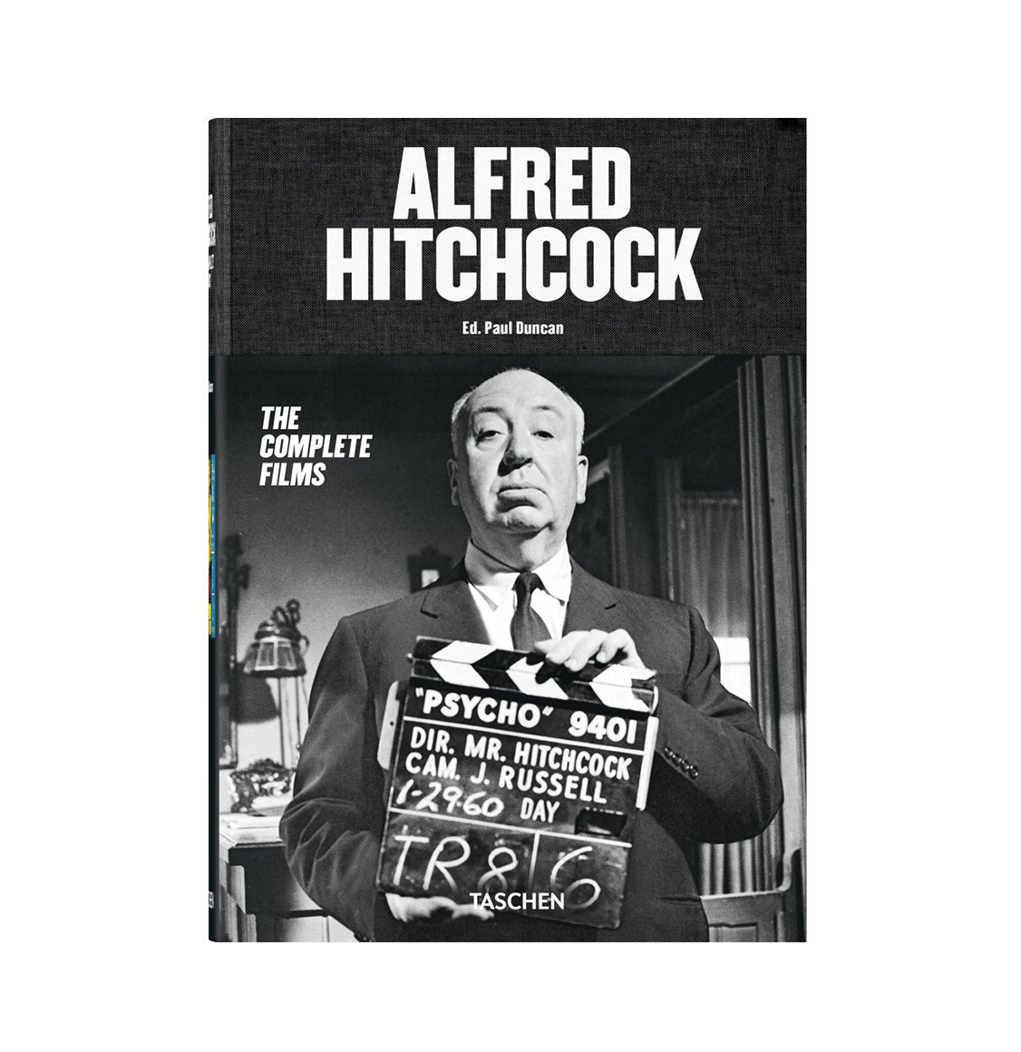 Taschen Alfred Hitchcock The Complete Films