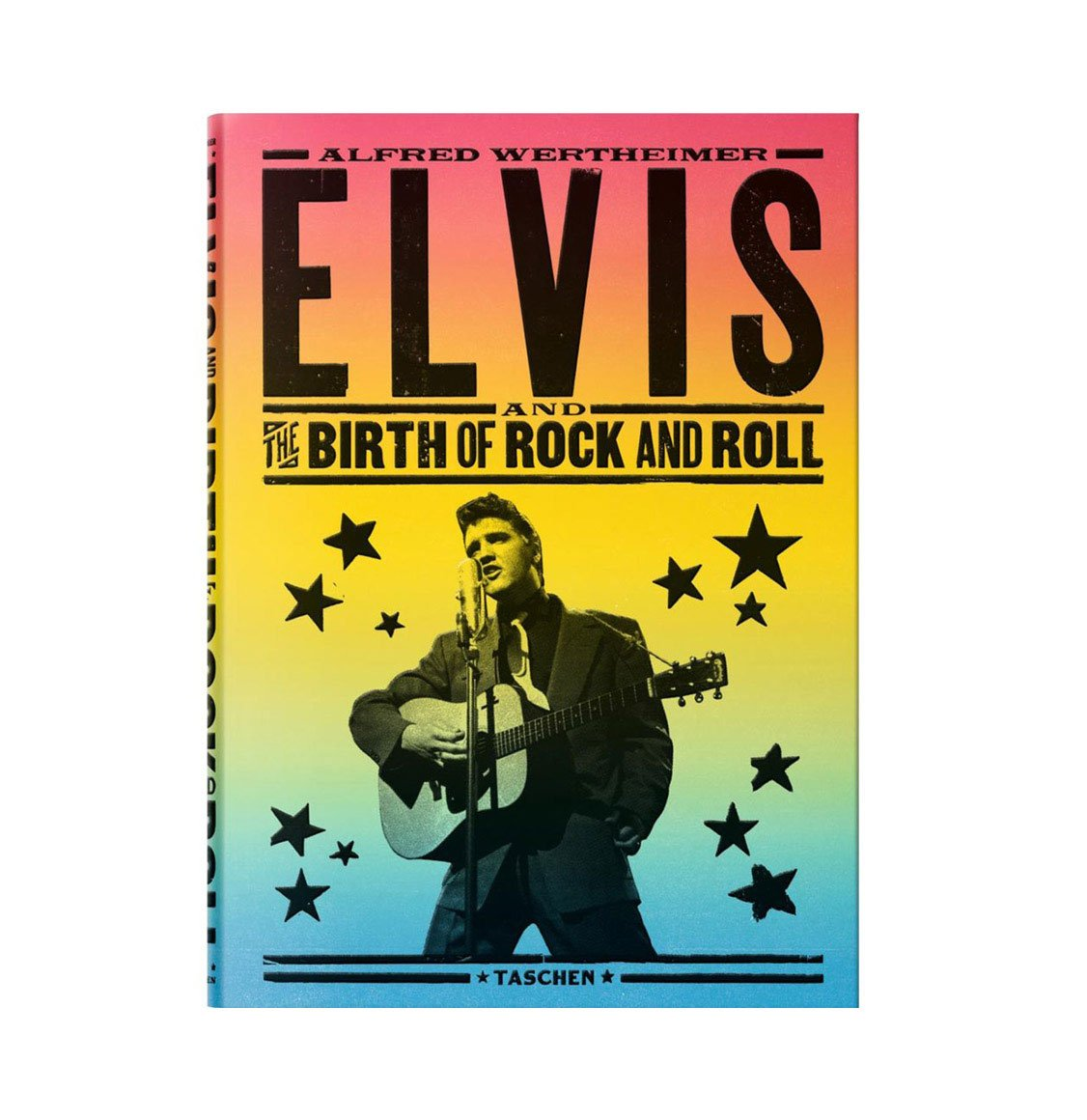 Taschen Alfred Wertheimer: Elvis and the Birth of Rock and Roll XL