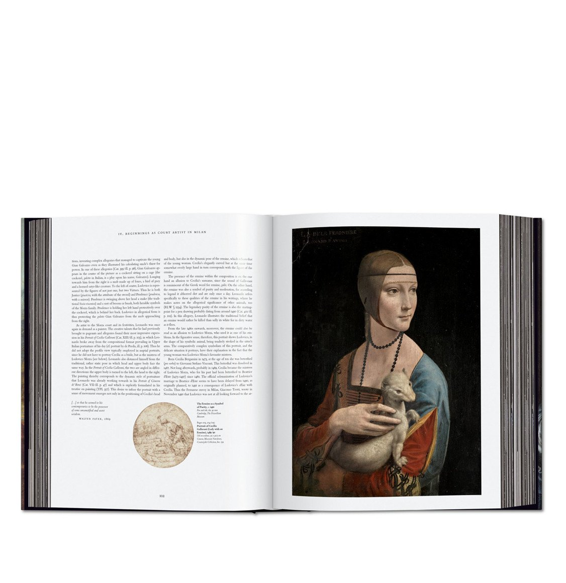 Taschen Leonardo Da Vinci The Complete Paintings