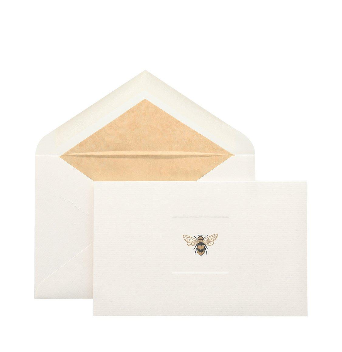 Smythson Bee Notelets