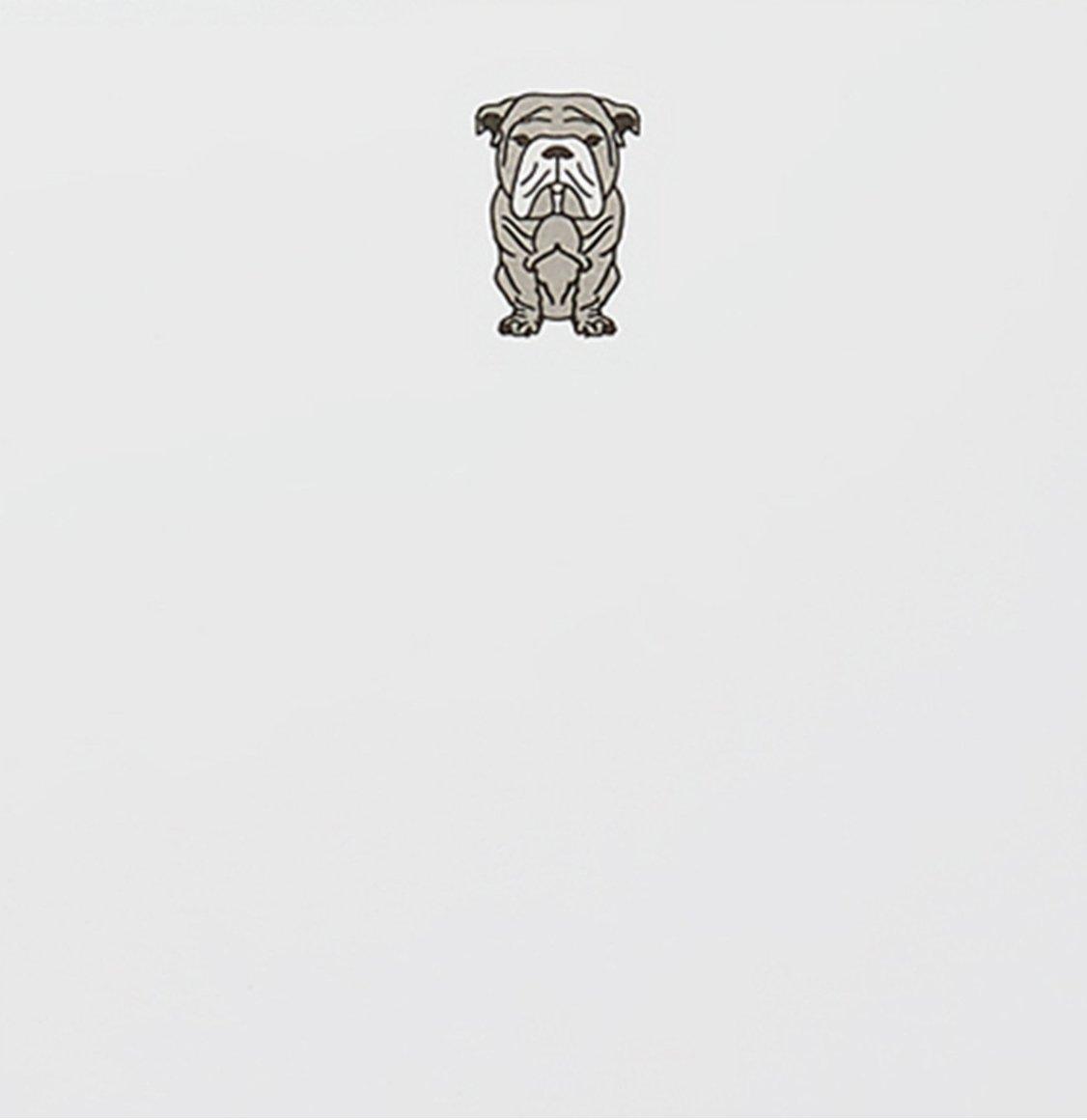 Smythson Bulldog Correspondence Cards