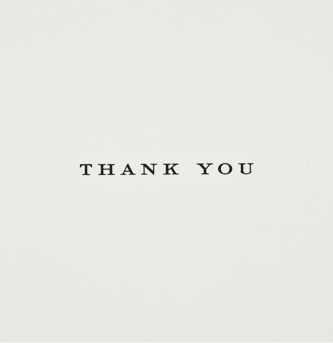 Smythson Thank You Notelets