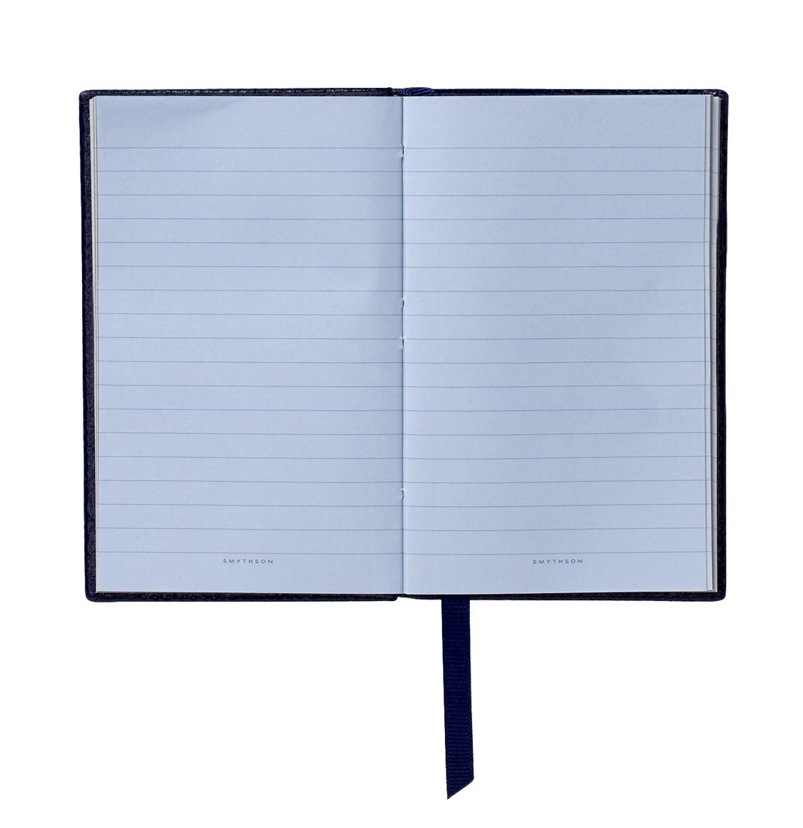Smythson Panama Cross-Grain Leather The Boss Wafer Notebook