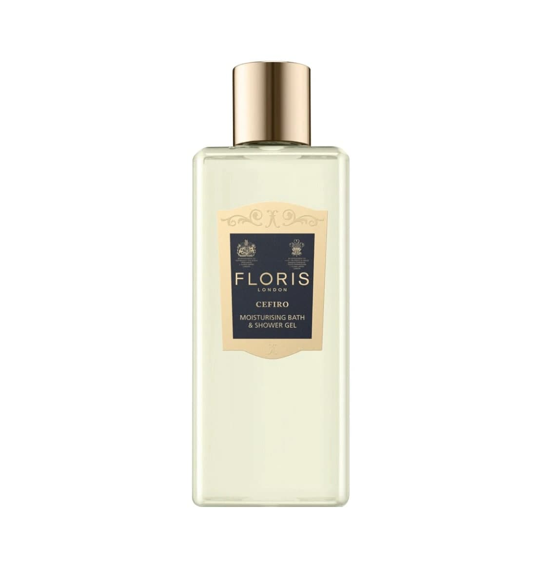 Floris London Cefiro Moisturising Bath And Shower Gel 250ml