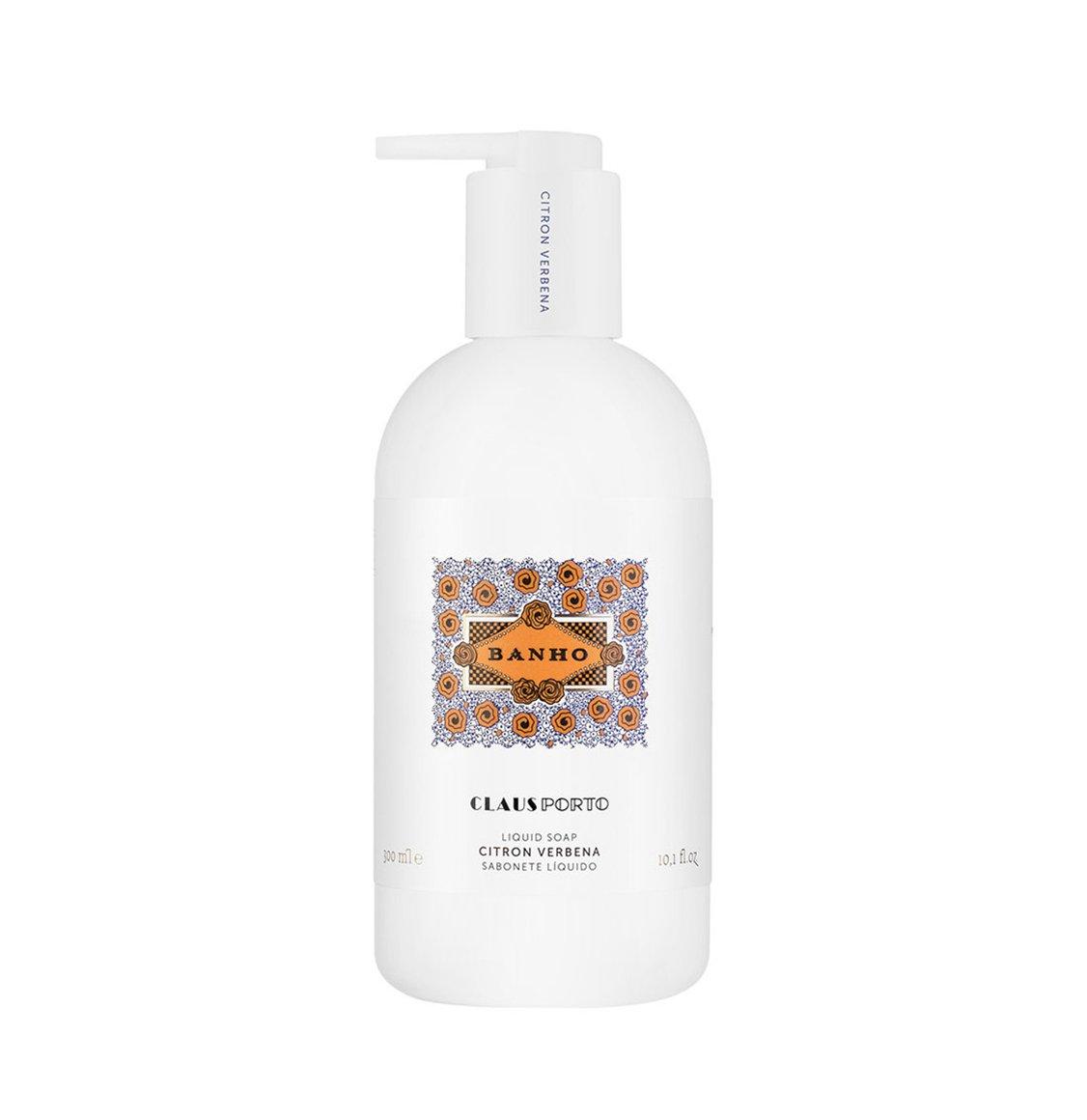 Claus Porto Deco Banho Liquid Soap 300ml