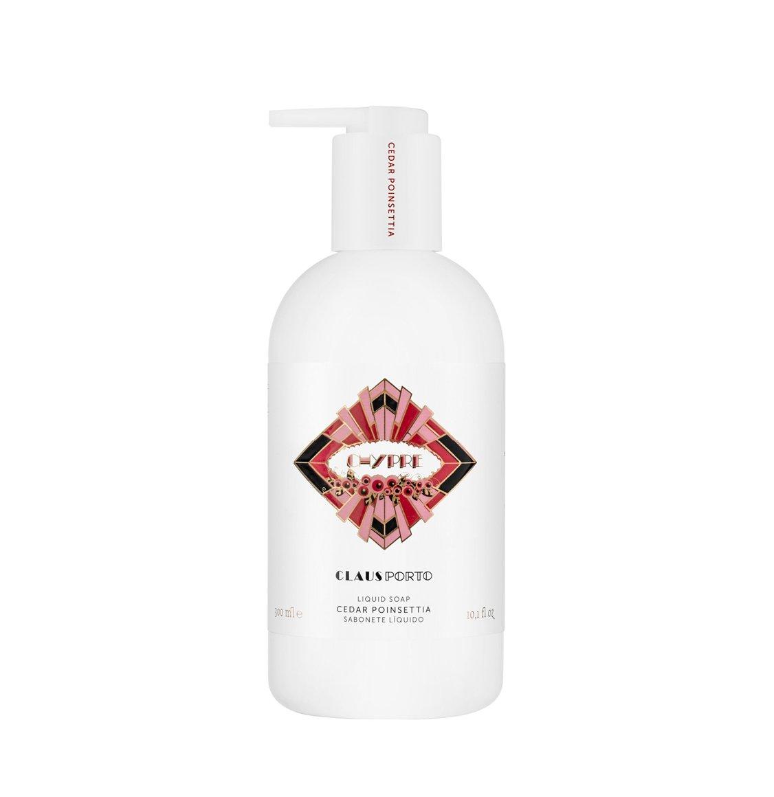 Claus Porto Deco Chypre Liquid Soap 300ml