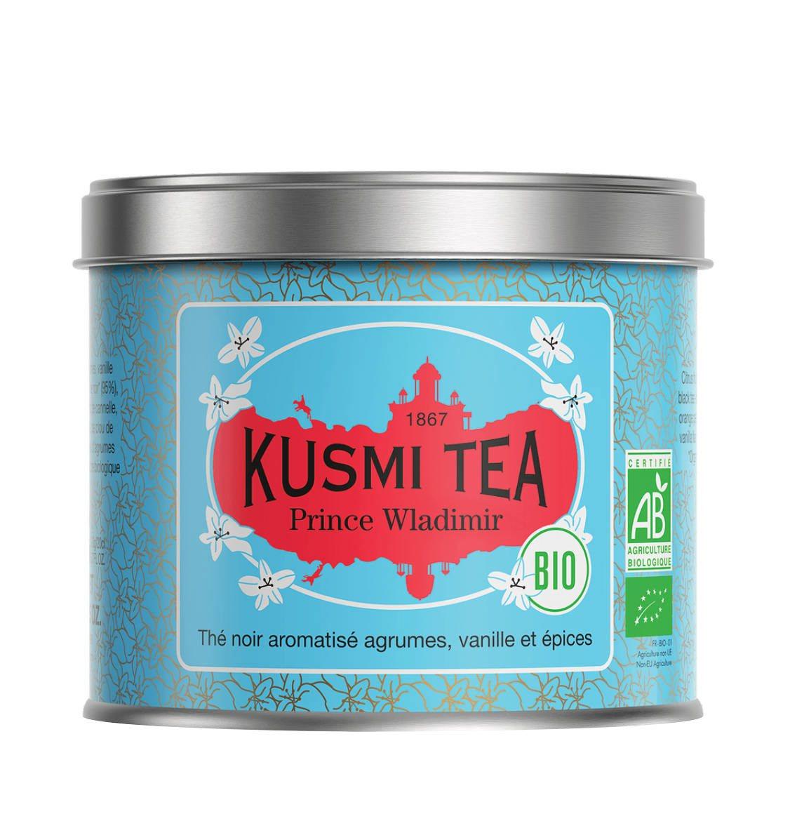 Kusmi Prince Vladimir Organic Loose Tea 100g
