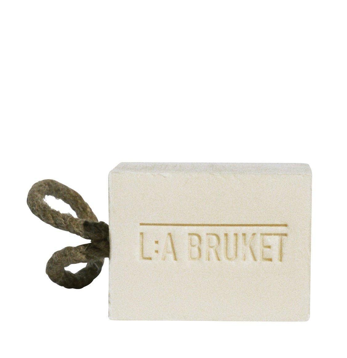 LA Bruket 009 Body Soap on a Rope Lemongrass 240g