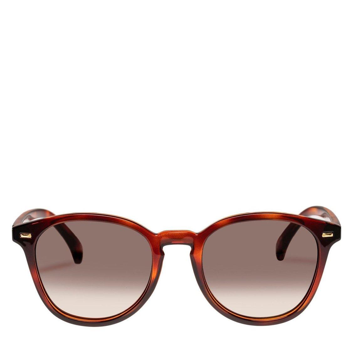 Le Specs Round Toffee Tortoise Γυαλιά Ηλίου