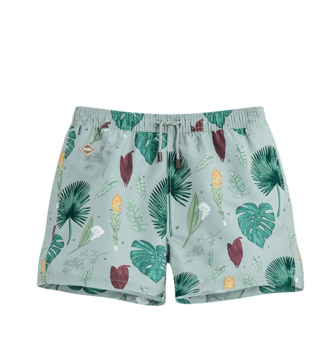 Nikben Flower Power Swim Shorts