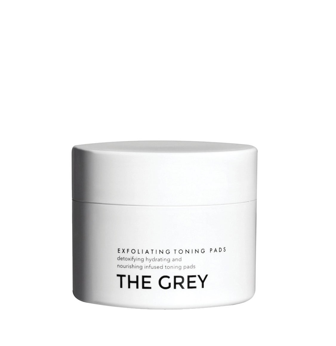 The Grey Exfoliating Toning Pads 60ml