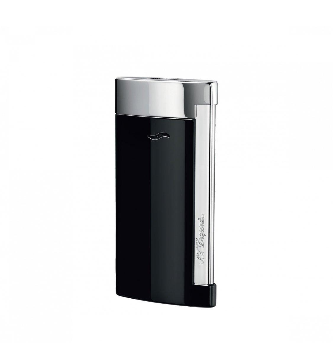 S.T. Dupont Αναπτήρας Slim 7 Black Lighter