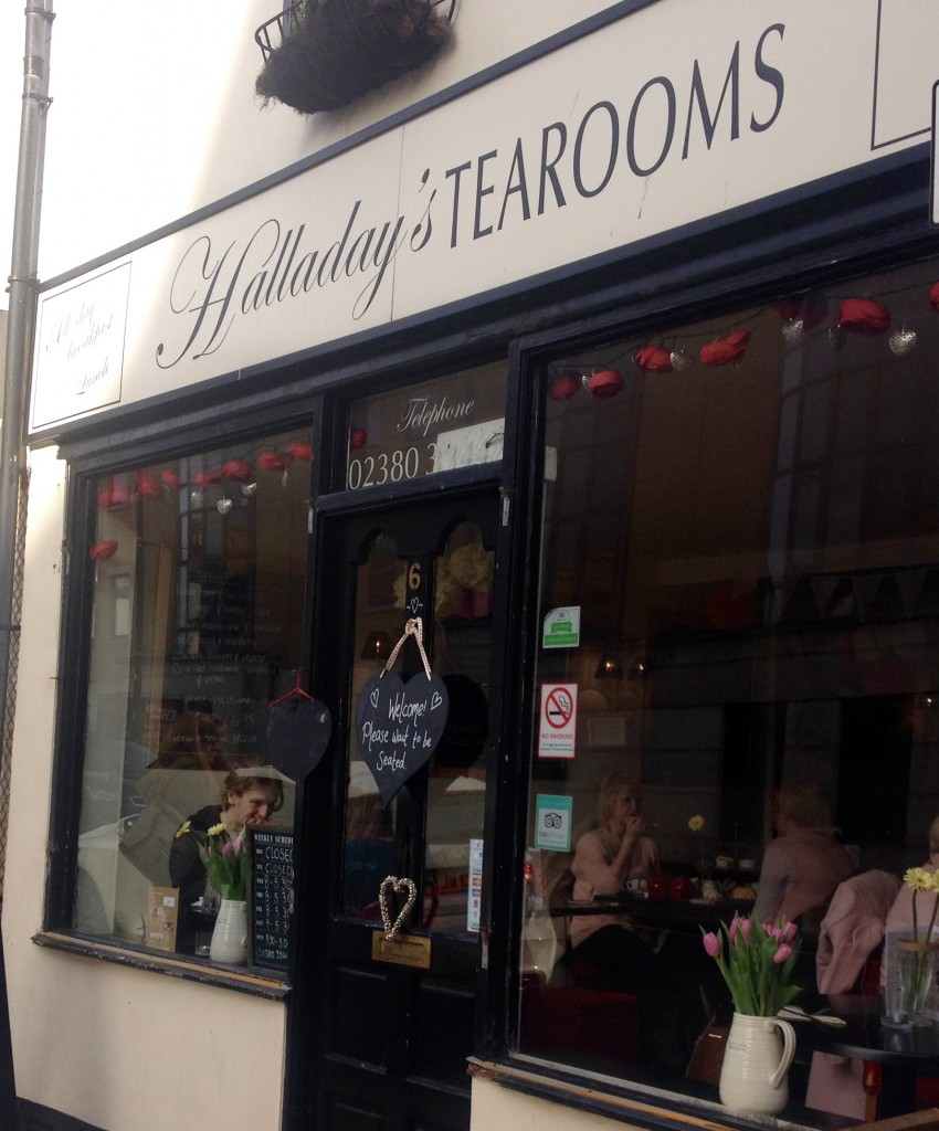 Halladay's Tearooms - The Project Lifestyle