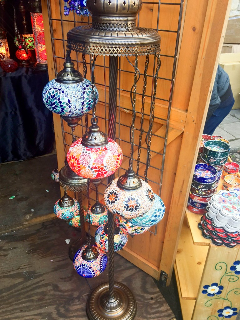 Winchester Christmas Markets - The Project Lifestyle