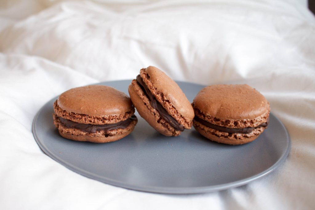Chocolate Macaron Recipe - The Project Lifestyle