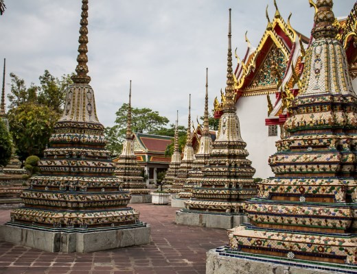 Wat Pho Temple, Bangkok - The Project Lifestyle