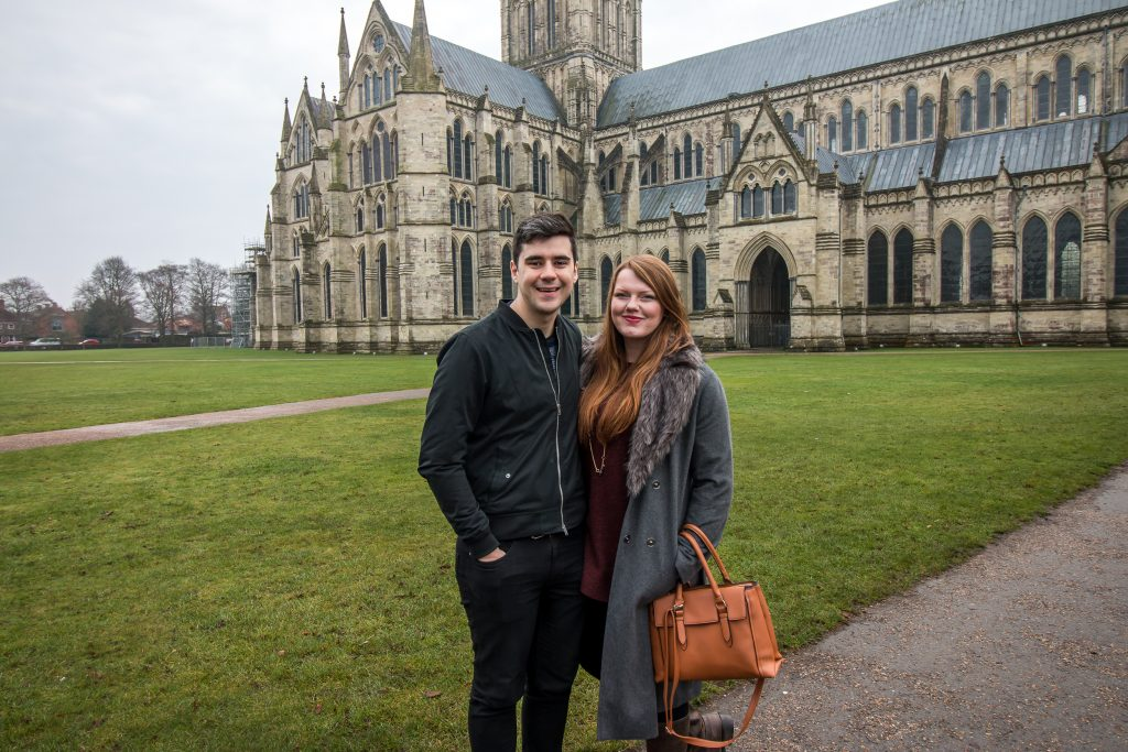 Salisbury Cathedral - The Project Lifestyle