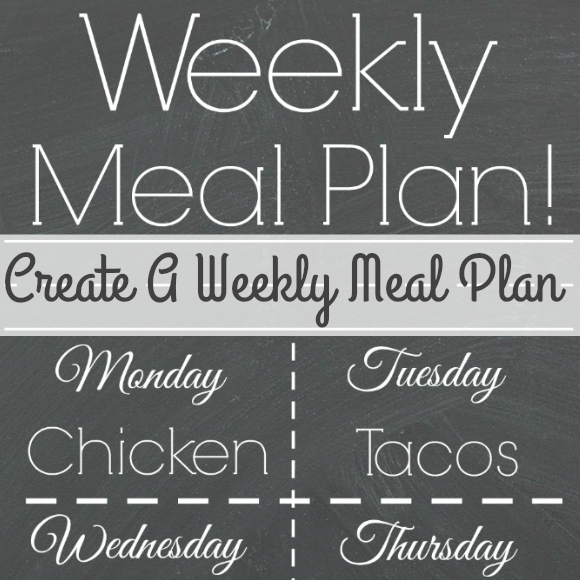 Meal Planning - A How-To Guide