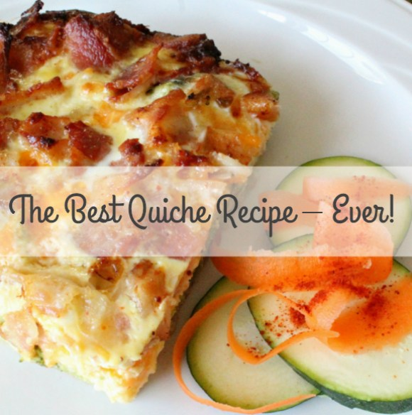 The best quiche recipe ever broccoli bacon and for The best quiche ever