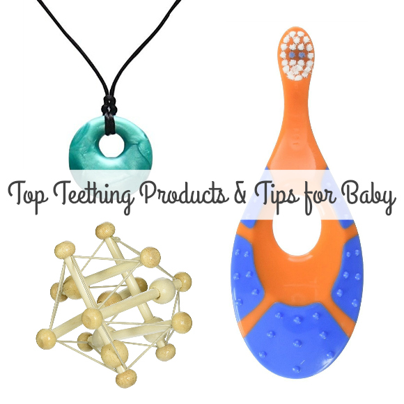 The best teething products