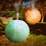 Tut Tuesday: Glitter Lanterns!!!